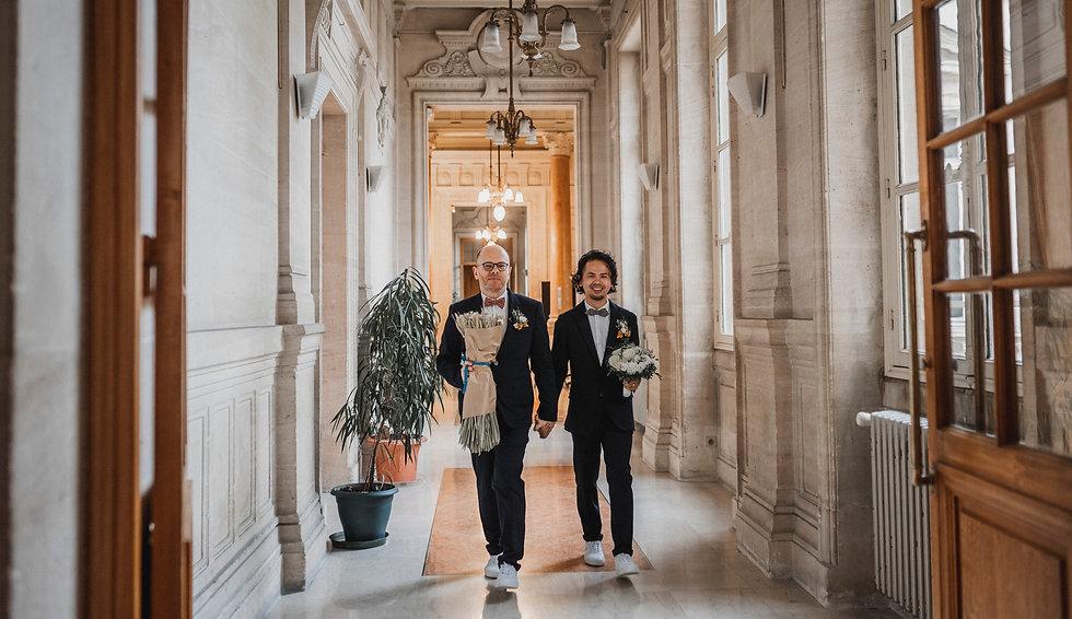 cérémonies de mariage