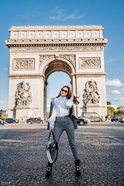 paris fashion photo