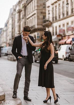 Prewedding Photo Couple