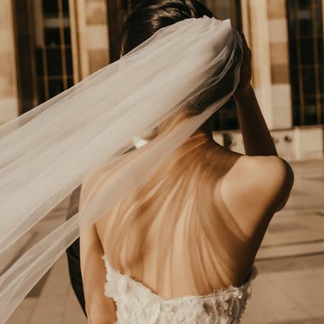 Pre Wedding Shoot in Paris | Nga & Tú