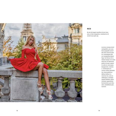 Murena Couture | Fashion Lookbook | 2020