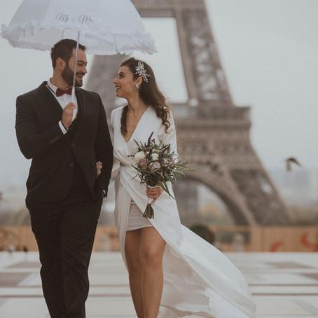 Jean & Elise's Wedding