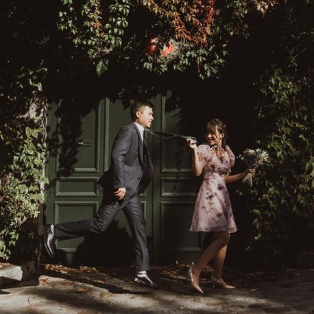 Paris Pre Wedding L&T