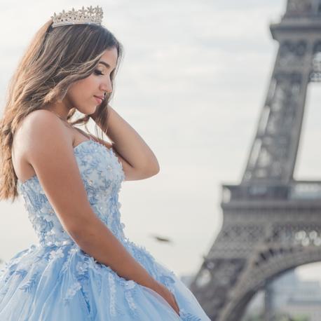 Paris Quinceañera - An Unique Experience For Your Sweet 15