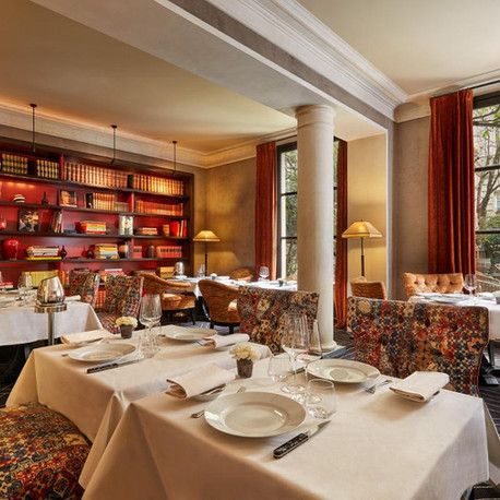 The most romantic restaurants in Paris