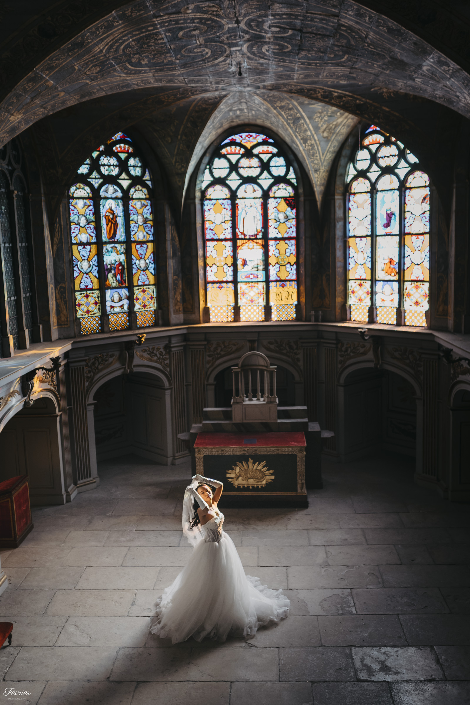 pre-wedding-hk-beautiful-bride-dance-in-the-chateaux
