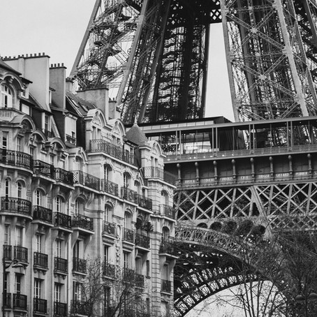 Paris Photos Black And White | 2020