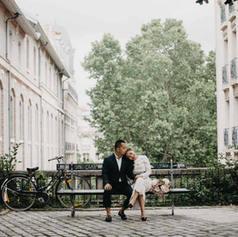 Chụp ảnh cưới ngoại cảnh Paris