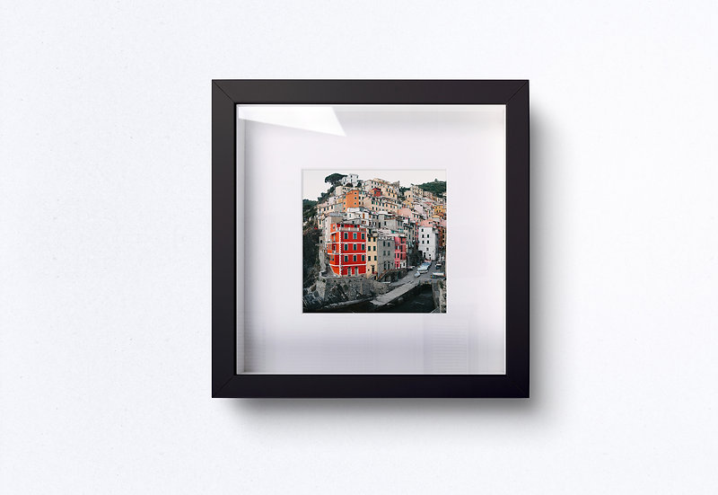 Fine Art Print - Cinque Terre - Riomaggiore Village - Italy - Landscape