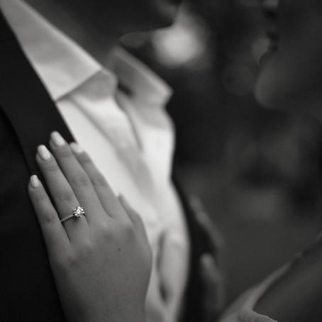Surprise Wedding Proposal at Eiffel Tower