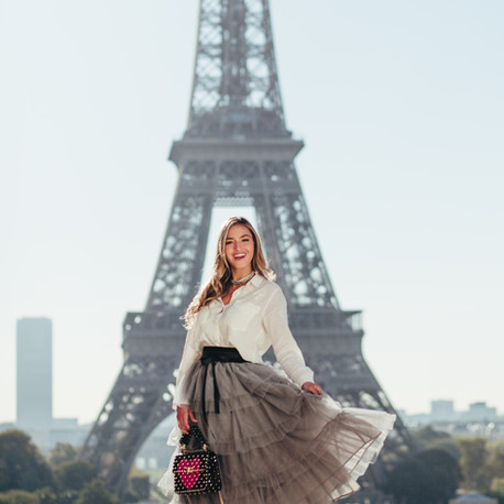 What we should prepare for a Paris photo shoot?