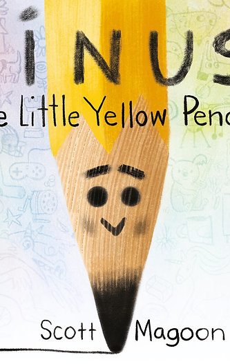 Linus The Little Yellow Pencil -- Pre-order