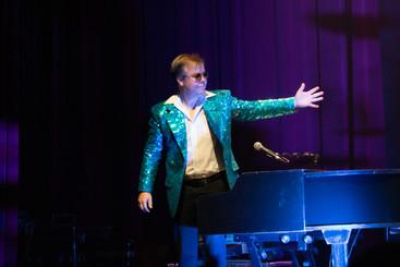 Elton Juan of Dogs of Society–The Ultimate Elton John Rock Tribute