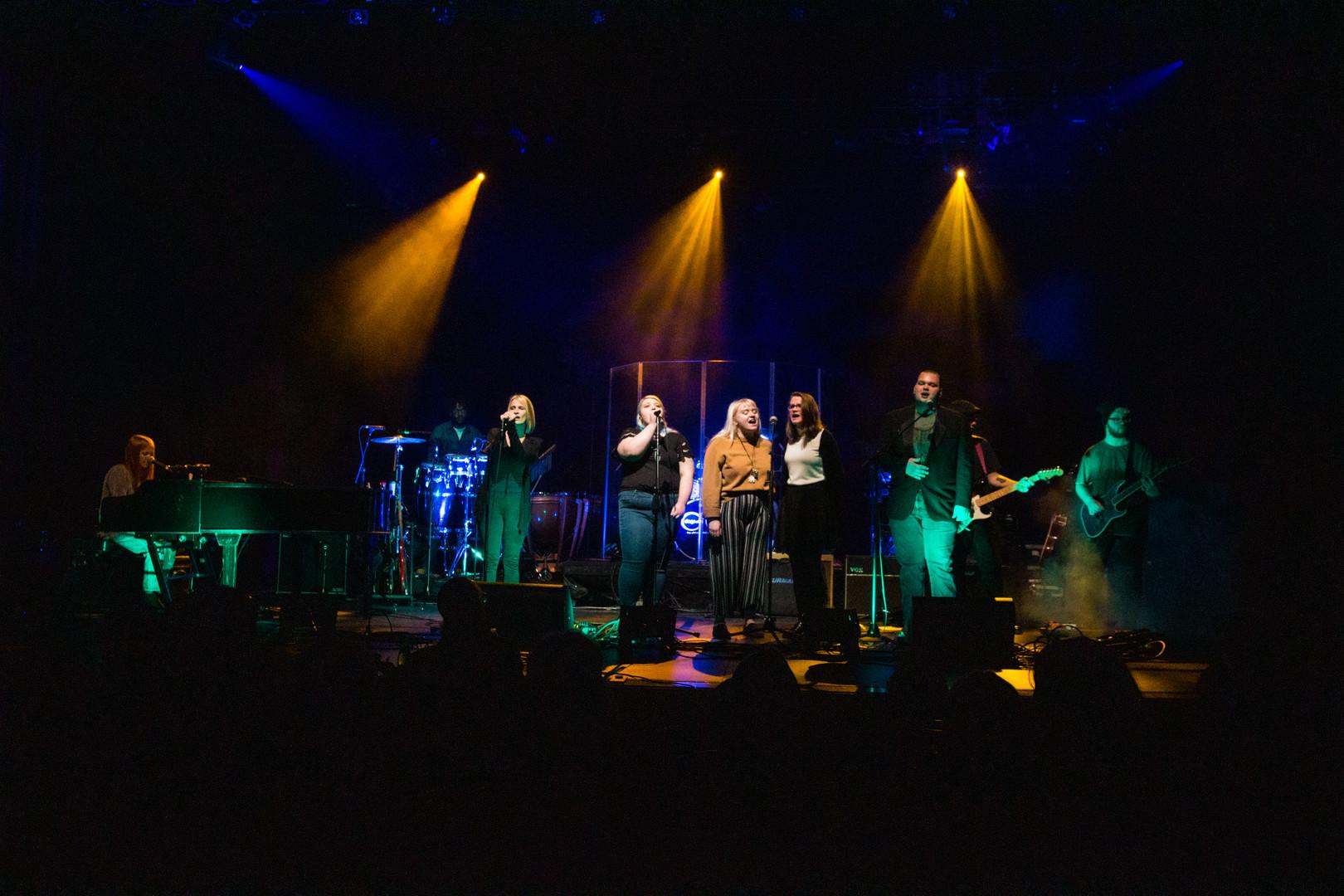 LCCC Rock Ensemble
