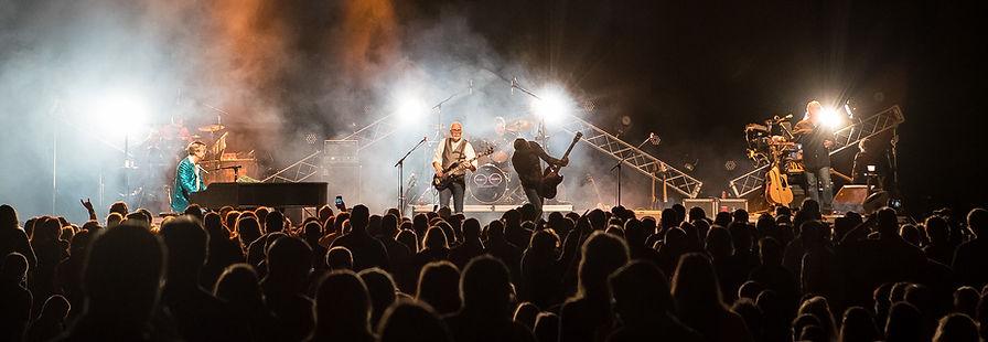 Elton John Rock Tribute Dogs of Society @ Family Arena 04.27.18