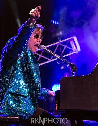 Elton John rock tribute Dogs of Society