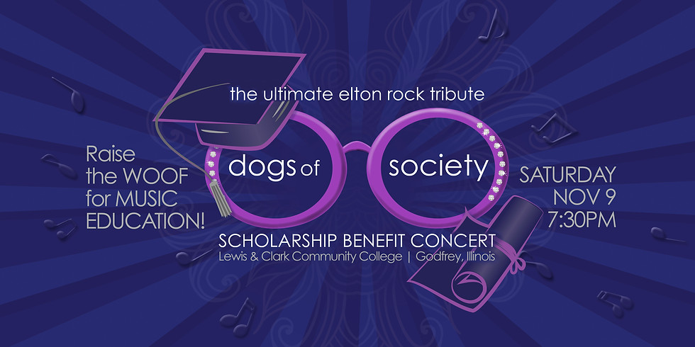 Dogs of Society Scholarship Concert