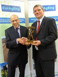 Paul Miller 2016 EurAgEng Award