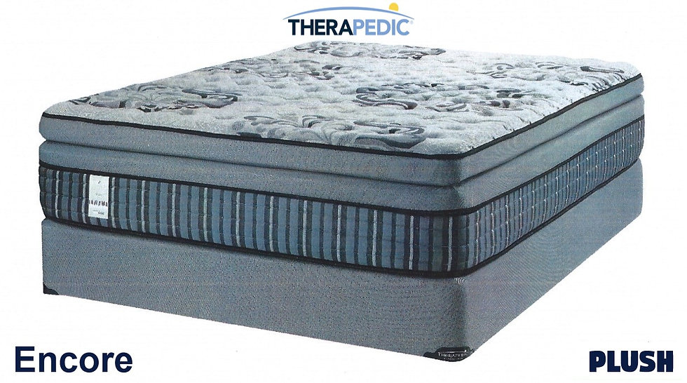 Encore Copper Infused Pocket Coil Mattress
