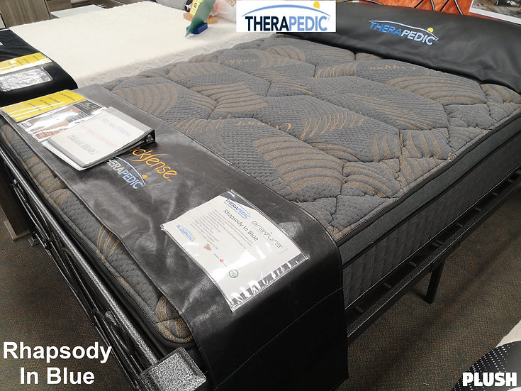 Rhapsody In Blue Copper Infused Pocket Coil Mattress