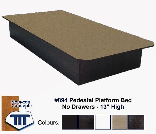 #894 Pedestal Platform Base