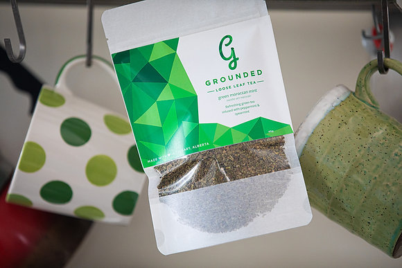 Green Moroccan Mint