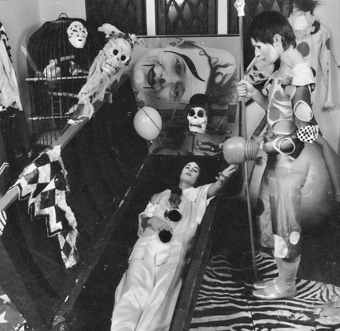 Pierrot and The Fool