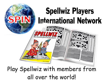 SPIN  Spellwiz Players International Network