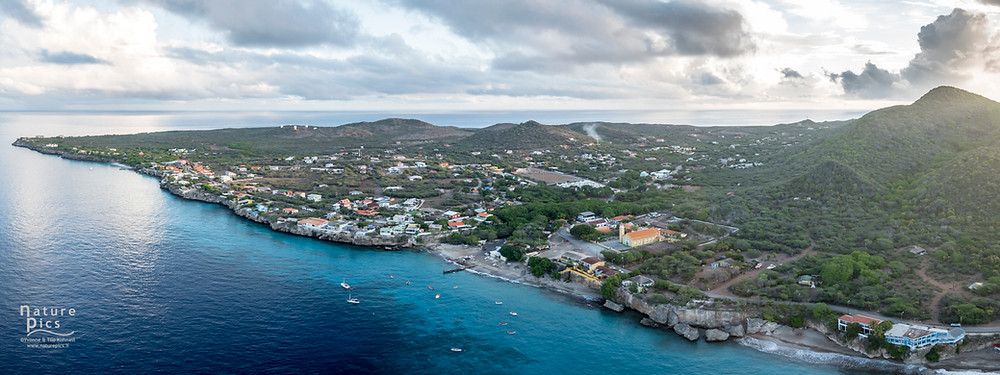 Westpunt is the name of the westernmost point of the island of Curaçao and is also the name of a nearby small town, the island's northernmost settlement.