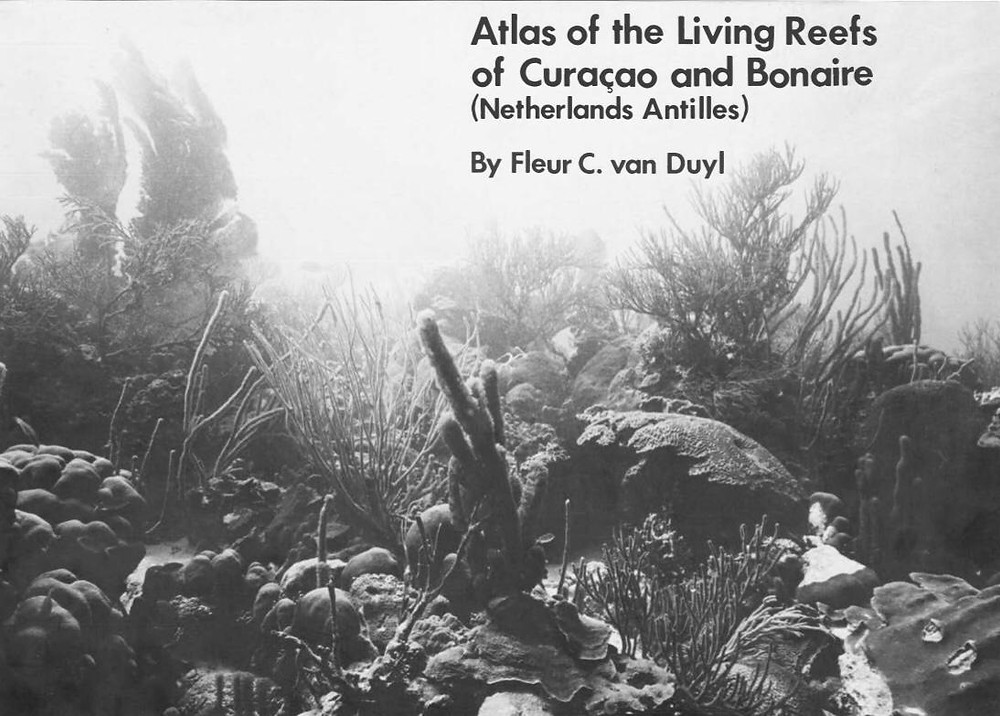 Atlas of the living reefs of Curaçao and Bonaire (Netherlands Antilles) /