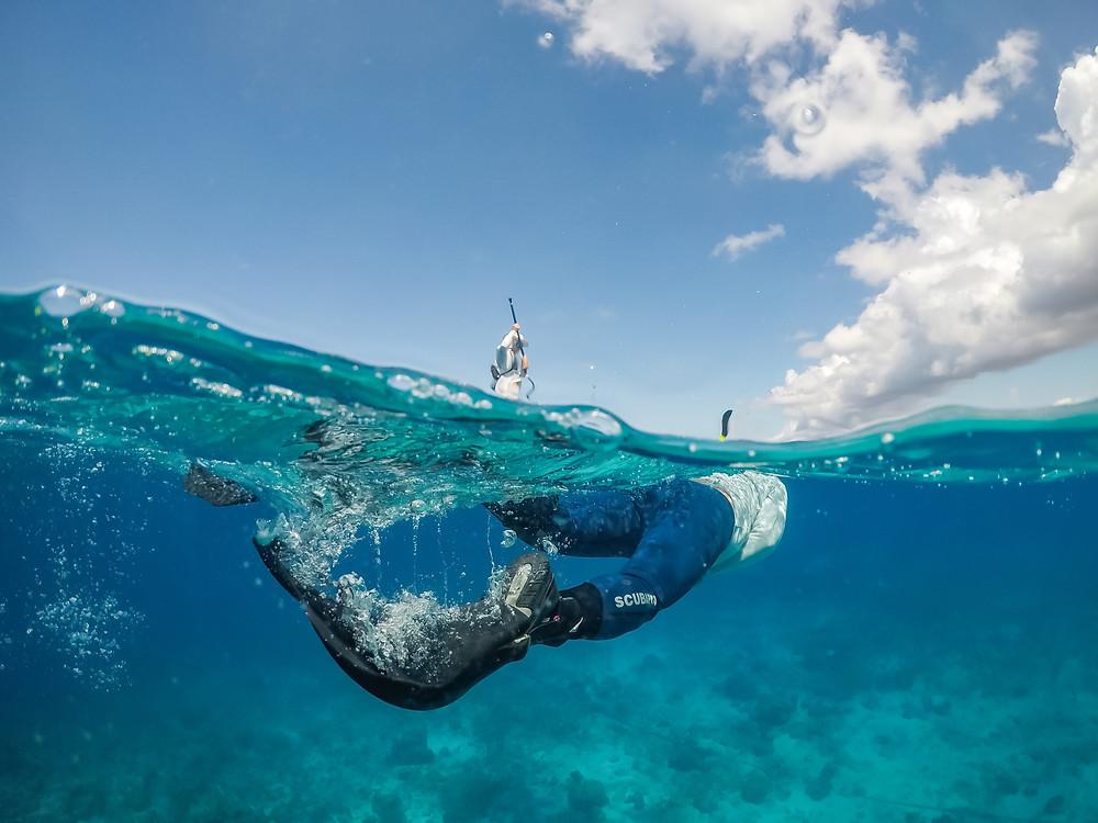 The Suit Curacao - A Unique Curaçao Snorkeling Adventure