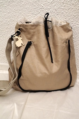 Base grand sac beige