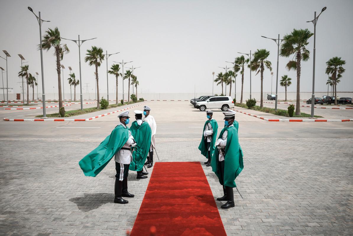 Mauritanie 2020