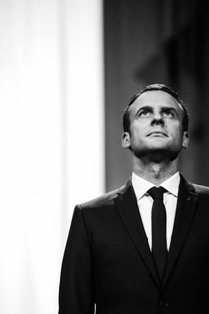 Emmanuel Macron - Président de la République française