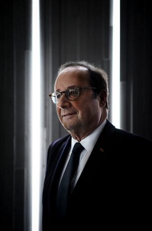 François Hollande - Président français