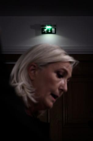 Marine Le Pen - 2020