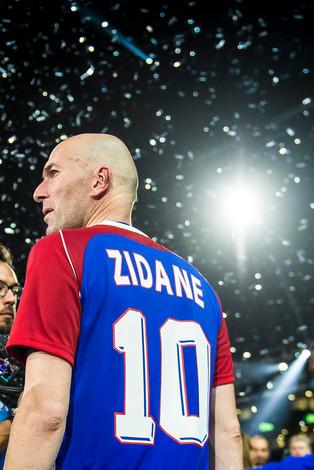 Zinedine Zidane - Paris - 2018