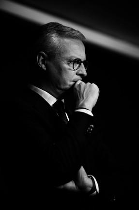 Bruno Le Maire - Ministre de l'economie