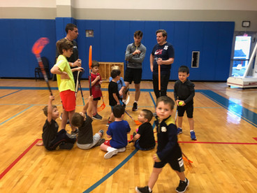 3-6 Age Group Focusing