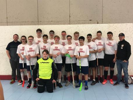 U19 Development Team 2019