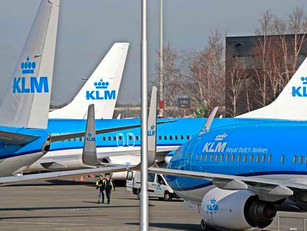 Nederland laat belang in Air France KLM verwateren