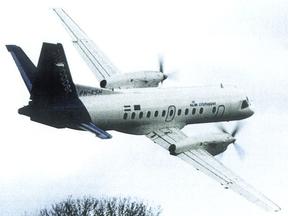 Doorstart werd KLM's Saab 340 fataal