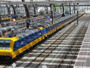 NS rijdt vanaf mei weer normaal aantal IC Direct-treinen tussen Amsterdam - Schiphol - Rotterdam