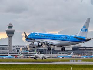 KLM hervat meer bestemmingen naar Groot Brittannië