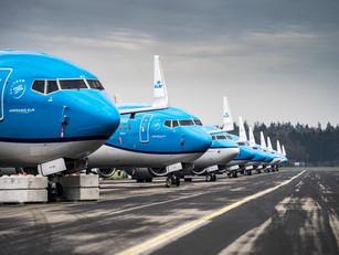 Ruim 500 KLM-medewerkers melden zich aan voor tweede vertrekronde