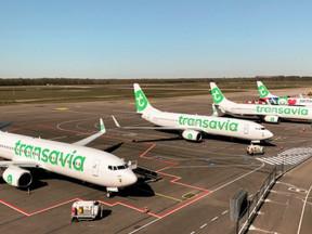 Transavia bereidt zich voor op 'code groen'
