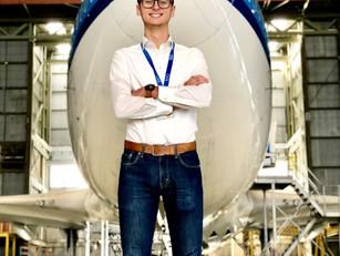 Rutger heeft er alles voor over om piloot te worden