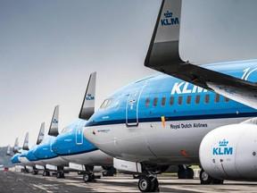 Rechtbank doet uitspraak over klimaatvoorwaarden steun KLM