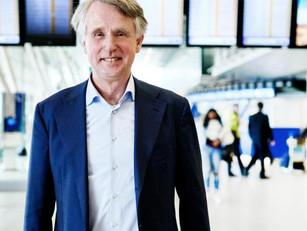 Schipholbaas Dick Benschop optimistisch over 2021