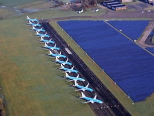 Wisseltruc KLM op Eelde populair Koningsdaguitje